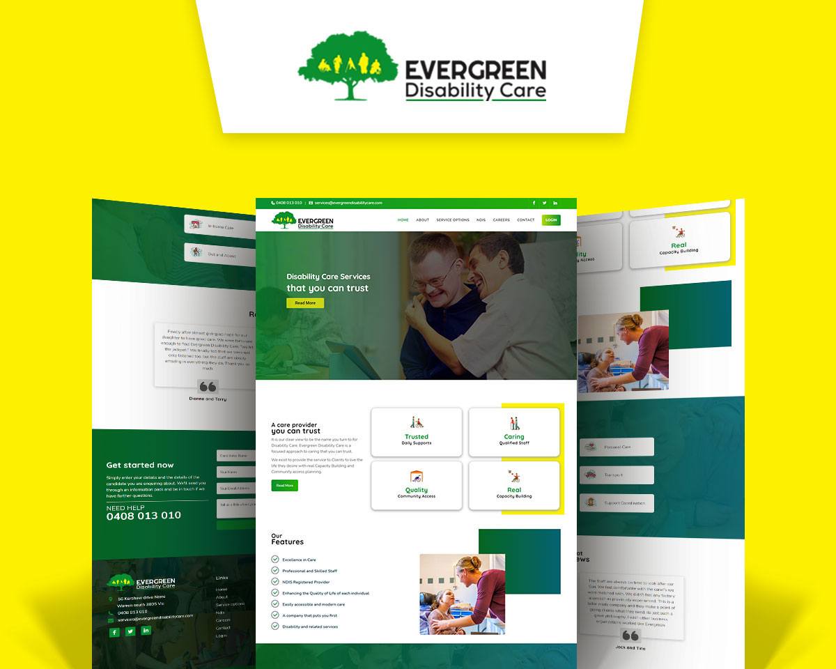 Evergreen Disability Care